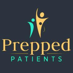 Prepped Patients (Dale White) Logo